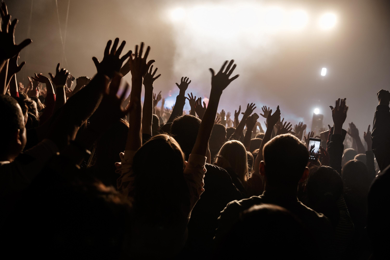 зрители на концерте картинки начала